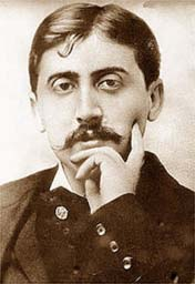 Marcel Proust by Dr. Tata